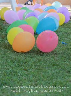 Alta Priorità: 5 giochi con i palloncini