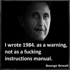 The Big Brother (in Orwell's book), is nothing more than a symbol for the New World Order which will control everything by SATANIC and SADISTIC ILLUMINATI ELITE (who are already spread to every country!). We MUSTstart to fight back! Orwell's book outlines how the Illuminati elite will rule once they're in control. What it does tell you is that they will control absolutely everything and that no one can be trusted. They also will not stop until they have not only subjected you to their…