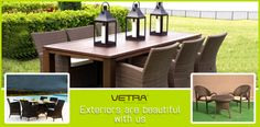 Outdoor is undoubtedly the most popular choice for Garden Furniture and it is not difficult to understand why.