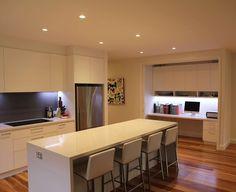 John McAuley House Design family workstation