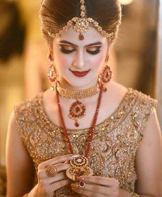 Nice Makeup Brides Collection In 2019 Pakistani Wedding