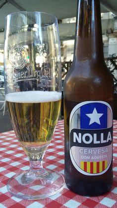 Cerveza Milla. Hecha en Cataluña