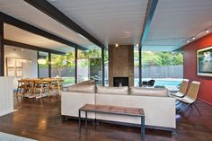 Fairhills Eichler Pool Home: 5122 E. Elsinore Avenue, Orange