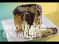 Chocotone trufado de Leite Ninho (Ótima opção para vendas) - YouTube