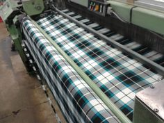Weaving the first roll of Bonnie Shadow Tartan. We're already had orders for our beautiful new tartan with matching Bonnie Aqua Velvet and hose. Scottish Highland Dance, Scottish Highlands, Biltmore Estate, Wedding Memorial, Yes To The Dress, All Over The World, Tartan, Weaving, Velvet