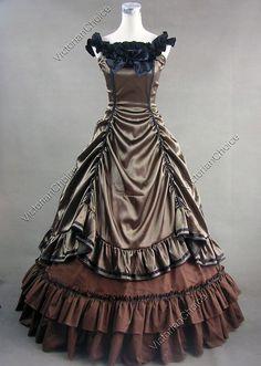 Southern Belle Lolitta Ball Gown Wedding Dress
