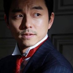 The Age of Shadows ________________________________________ #gongyoo #공유 #กงยู #gysw_the_age_of_shadows #gysw_suits #gysw_mustache
