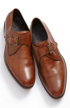Single monk strap because doubles will be dated (Air Madison Monk Strap Shoe)