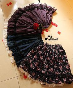 8352e374b57 HMHM Summer Butterfly Cotton Silk Skirt -  41.99 Steampunk Wedding
