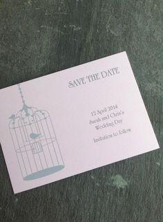 Sarah & Chris - Save The Date