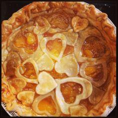 Peach Cobblar Pepperoni, Pizza, Peach, Yummy Food, Foods, Cakes, Food Food, Food Items, Delicious Food