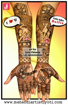 Nails glitter verlauf ideas for 2019 Indian Mehndi Designs, Wedding Mehndi Designs, Mehndi Design Pictures, Latest Mehndi Designs, Mehndi Images, Mehandi Henna, Mehendi, Mehndi Art, Mahendi Design