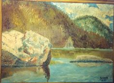 Art 1 On Pinterest Oil On Canvas Charles Rennie