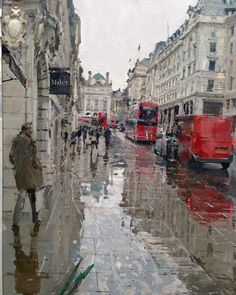 Peter Brown, Pall Mall