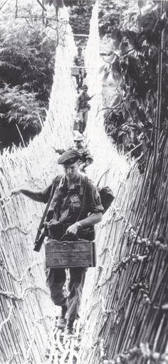 1965 Green Berets in Dak To