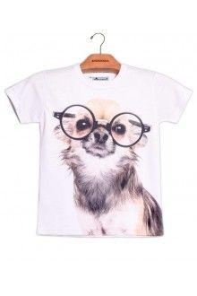 Comprar Camiseta Infantil Unissex Chihuahua