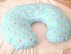 breastfeeding pillow pattern