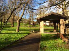 Parque Casa se Cultura en Solares. Medio Cudeyo.