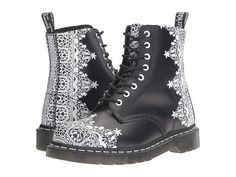 Dr. Martens Pascal Lace 8-Eye Boot
