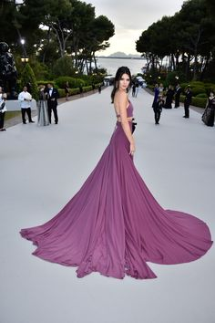 Kendall Jenner Is Best Dressed in Calvin Klein at Cannes.