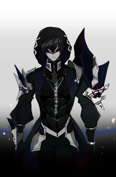 Blue Dark Templar, recoloring, By Obispy