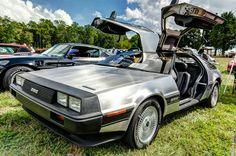 1983 DeLorean DMC12 picture by Zoltan Forray