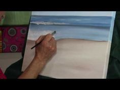 We learn to make beautiful waves in acrylic with a brush and spatula technique! Peony Painting, Acrylic Painting Lessons, Bird Art, Art Techniques, Pet Birds, Art Lessons, Youtube, Amazing Art, Waves