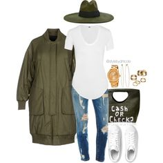 Untitled #3120 by stylebydnicole on Polyvore featuring polyvore fashion style Helmut Lang Kai-aakmann Movado Apt. 9 Dean Harris Diesel adidas Originals women's clothing women's fashion women female woman misses juniors