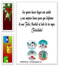 dedicatorias de Navidad para descargar gratis ,textos de Navidad para descargar gratis: http://www.consejosgratis.es/enviar-lindos-mensajes-de-navidad/