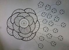 Aula de desenho - Linhas - 2012