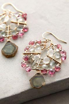 Cavatica Earrings - anthropologie.com
