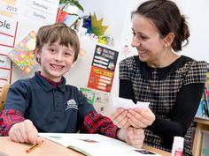 International Community School London :: Student Support