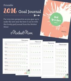 Check out these 15 FREE resources that will help you get organized in 2016!