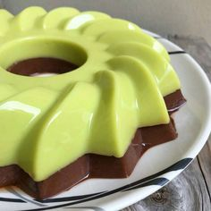 Indonesian Desserts, Indonesian Food, Cake Recipes, Dessert Recipes, Pudding Desserts, Agar, Mousse, Jelly, Deserts