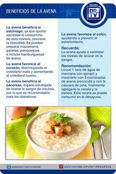 Descubra los beneficios de este nutritivo cereal.