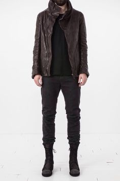 Keito s leather style Leather Fashion, Leather Jacket, Jackets, Style, Studded Leather Jacket, Down Jackets, Leather Jackets, Jacket, Suit Jackets