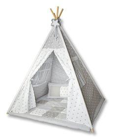 Amilian Tipi Spielzelt Zelt für Kinder Amazon.de: Spielzeug, 97,95 Euro
