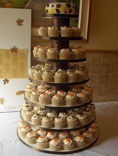 Fall Cupcakes