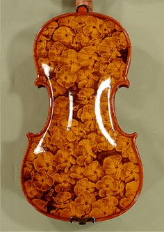 Heres some very interesting violin. Quite pretty actually