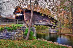 Virginia Covered Bridge