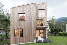 Einfamilienhaus Emberger -Holzbaupreis 2015