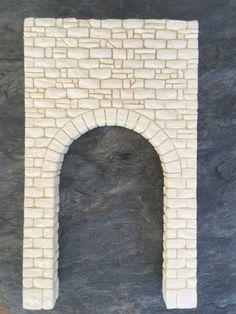 "[gallery type=""columns""] [gallery type=""rectangular""] [gallery ids=& Christmas Village Display, Christmas Nativity Scene, Christmas Villages, Brick And Stone, Stone Work, Nativity House, Wargaming Terrain, Fantasy Castle, Tudor House"