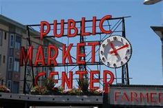 Pike Place Market. love this place!