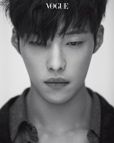 Thoughtful Woo Do Hwan Poses for October's Vogue Korea Korean Male Actors, Handsome Korean Actors, Actors Male, Asian Actors, Actors & Actresses, Korean Actresses, Hot Korean Guys, Korean Men, Asian Men