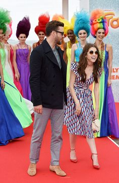 """""""Trolls the Movie"""" official photocall Cannes 2016"""