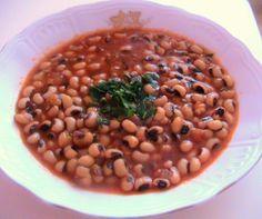 BaharEli: Kuru Börülce Yemeği