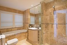 The Heron - Second bathroom - Nox Rentals Cape Town holiday rental property