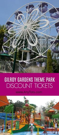 gilroy gardens discount tickets 2014