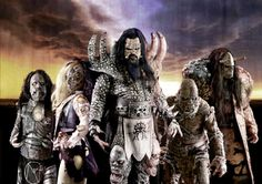 @Newcastle O2 Academy, November 15 2016 Lordi might be best known for their victory on the super trashy Eurovision but their stage performance is the complete antithesis to mindless throwaway [...]