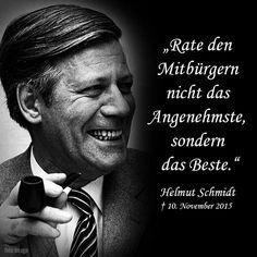 R.I.P. Helmut Schmidt